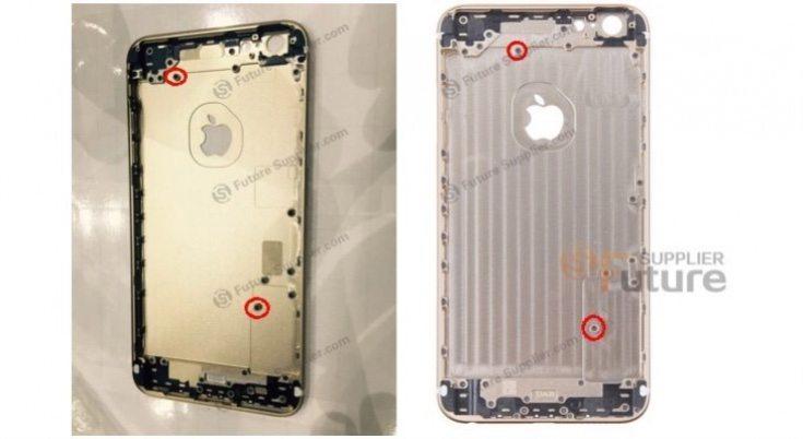 iPhone 6S Plus live images c