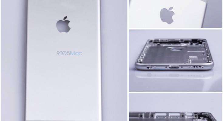 iPhone 6S metal casing images