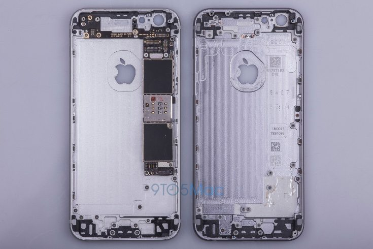 iPhone 6S metal casing