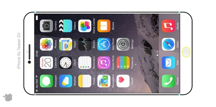 iPhone 6S tantalizer comes with specs