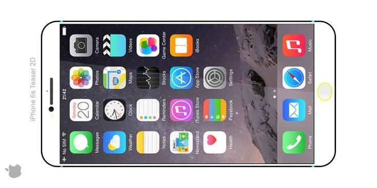 iPhone 6S tantalizer design c