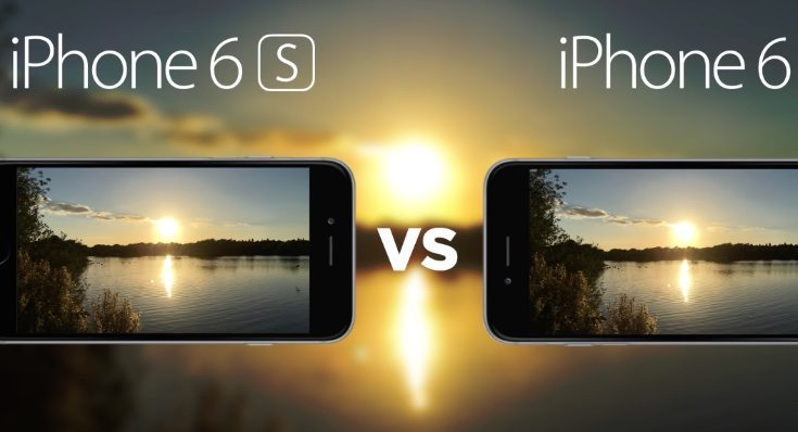 iPhone 6S vs iPhone 6 camera performance compared