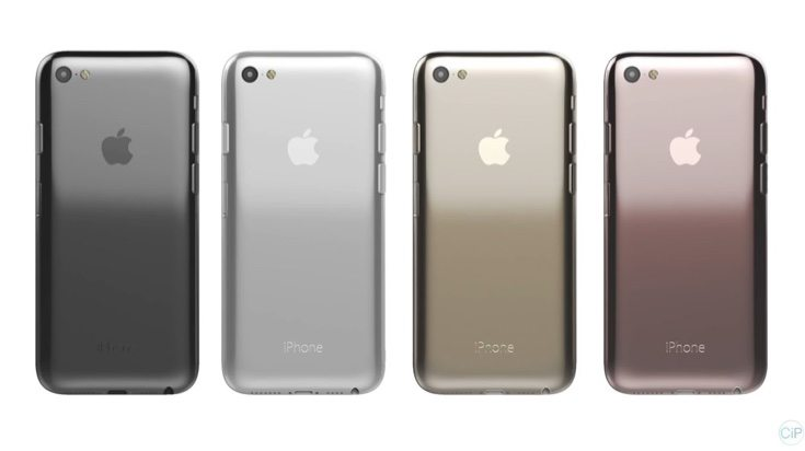 iPhone 7 2016 design