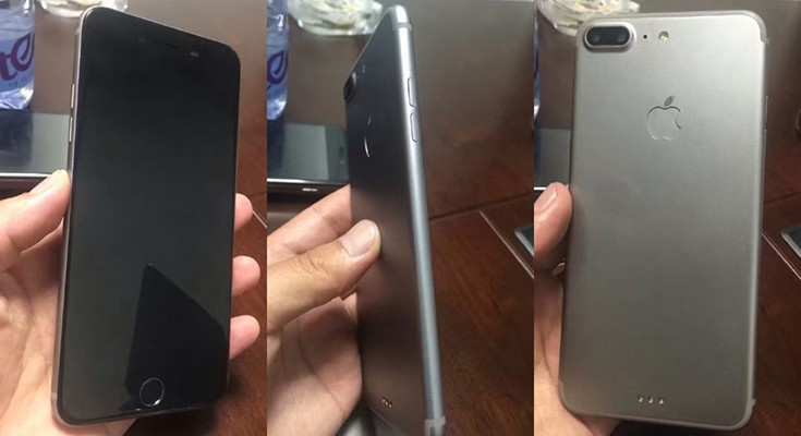 iPhone 7 Pro Live Photos Leaked, Flaunts Dual Camera and Magnetic Connector