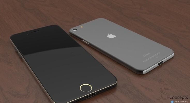 iPhone 7 and 7 Plus concept ditches headjack, adds Dual camera