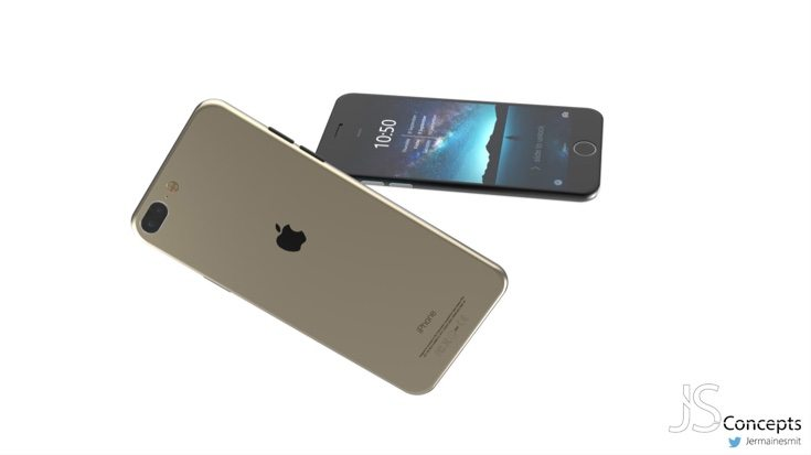 iPhone 7 and 7 Plus concept e