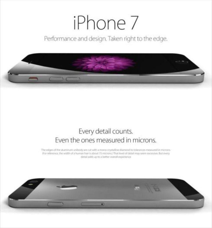 iPhone 7 design features iOS 9