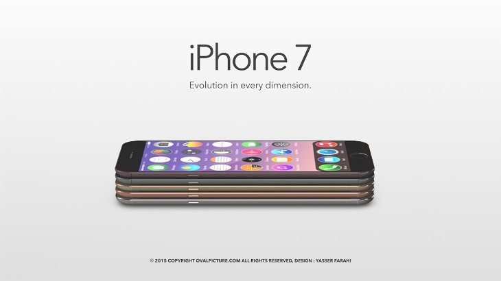 iPhone 7 design d