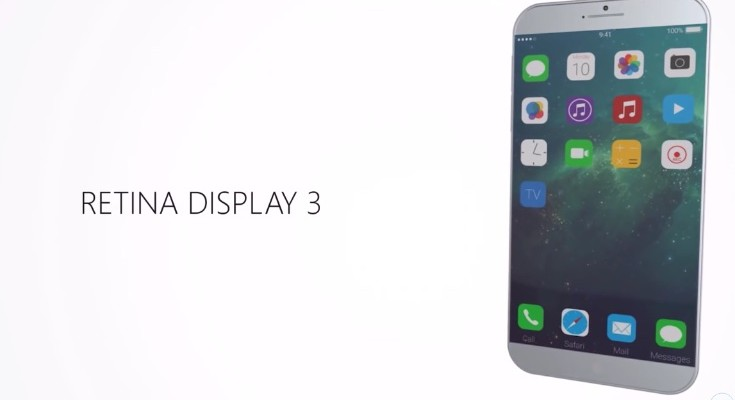iPhone 7 design envisions iOS 10