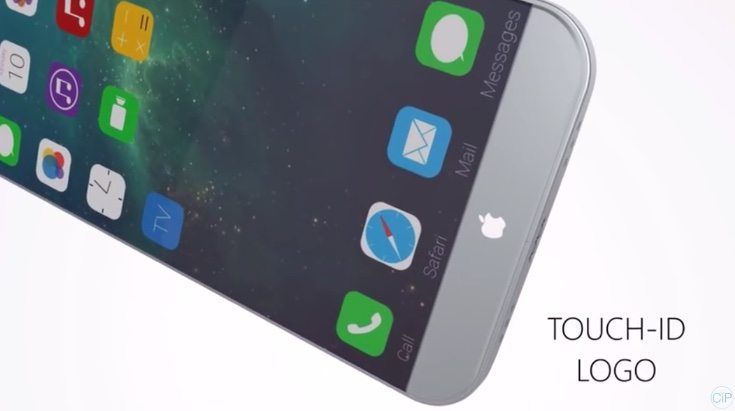 iPhone 7 design envisions iOS 10 d