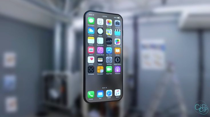 IPhone 8 Concept Design Shows Transparency