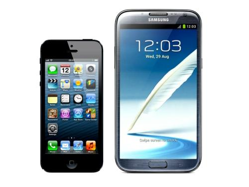 iPhone vs Samsung Galaxy, status symbol over function
