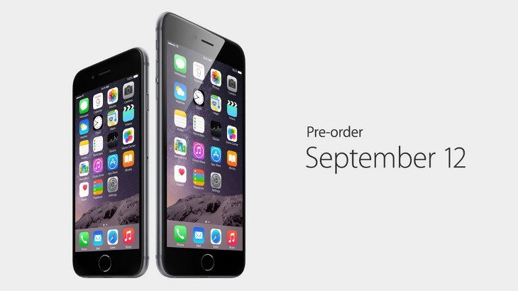 iPhone 6 and iPhone 6 Plus price and release date are revealed