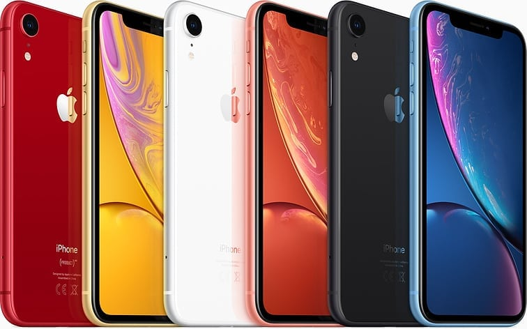 iPhone XR revealed