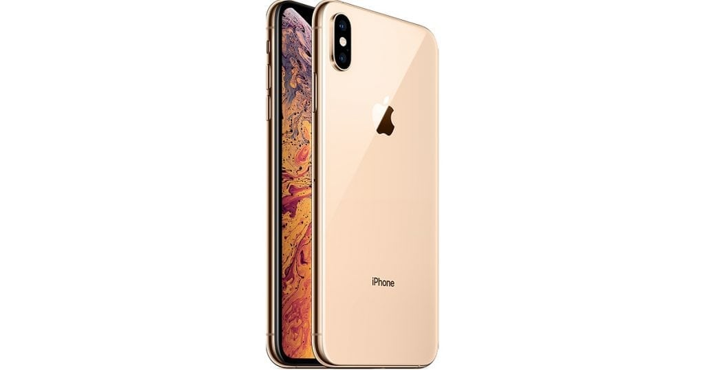 iPhone XS Max revealed