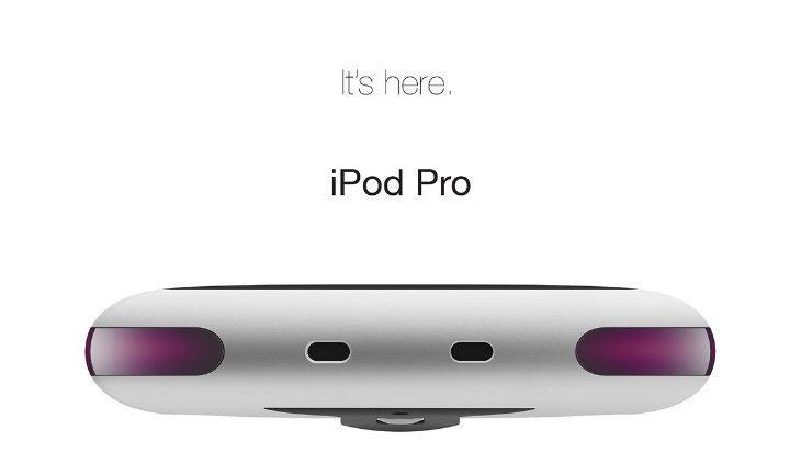 iPod Pro vision