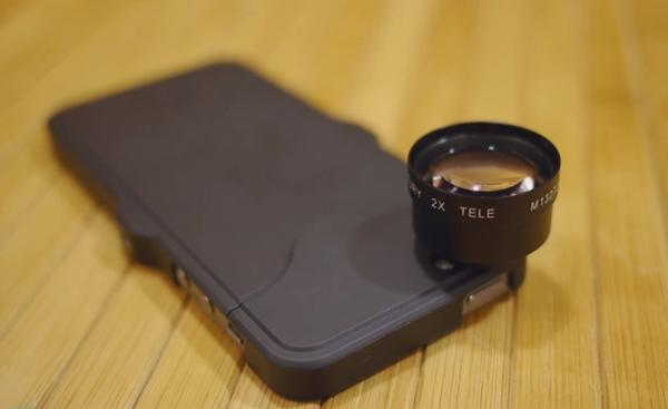 iPro Lens System review for iPhone 5, 5S