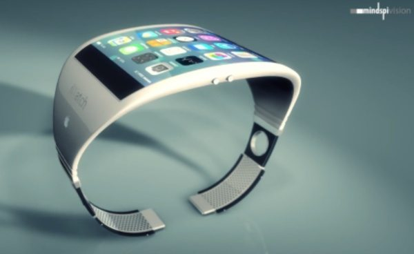iWatch Goliath design is no shrinking violet