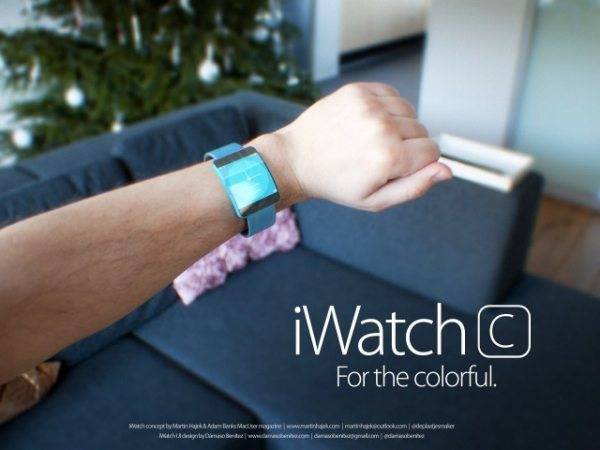 iWatch S and C concepts after problems visualizing pic 2