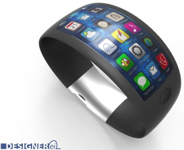 iWatch design features Flappy Bird