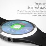 iWatch vision has traditional approach