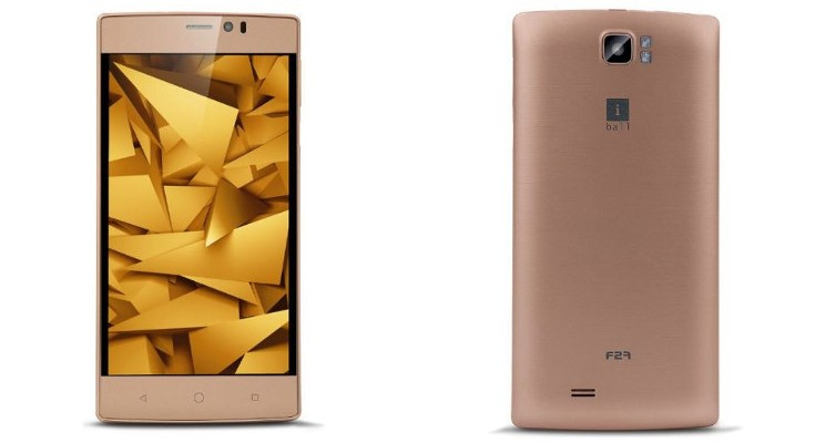 iBall Andi F2F 5.5U arrives in India with 4G LTE for Rs. 6,999