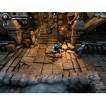 Encouraging Infinity Blade Dungeons gameplay oozes style