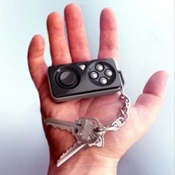 iMpulse media gaming keychain controller is first class