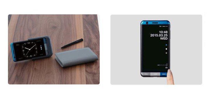 KDDI Infobar A03 accessories