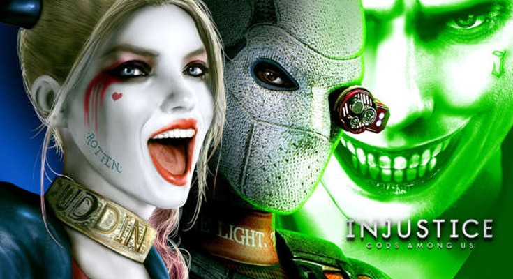 Injustice Suicide Squad update brings Deadshot to the game