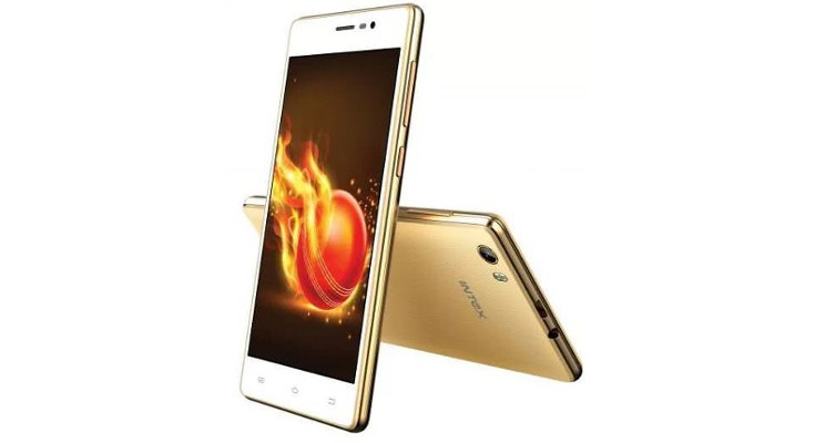 Intex Aqua Lions price and specifications announced for India
