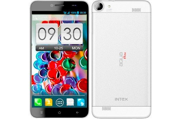 Intex Aqua Octa vs Nokia Lumia 1320 showdown