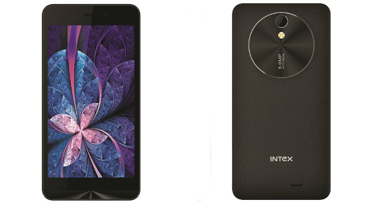 Intex Aqua Ring price and specifications announced for India