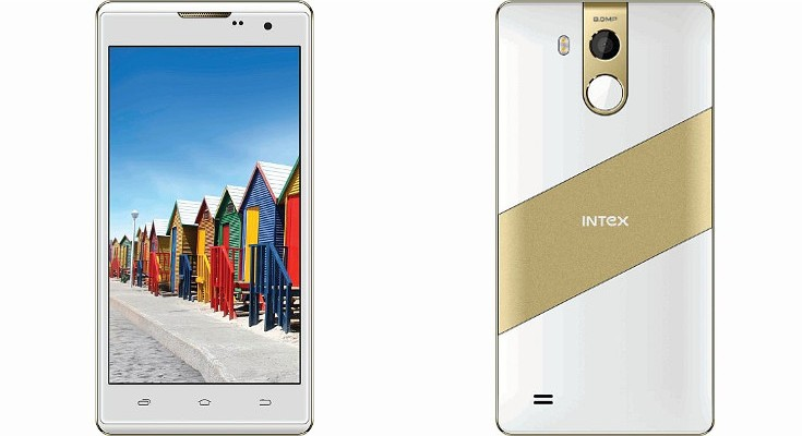 Intex Cloud String HD arrives with Fingerprint Scanner and Rs. 5,599 price tag