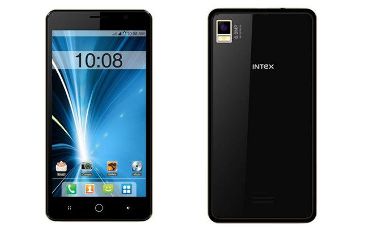 Intex Aqua Star L release arrives with Android 5.0