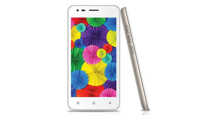Intex Aqua 4.5 Pro gets listed for India at Rs. 4,199