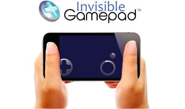 Invisible Gamepad brings mobile games back to life