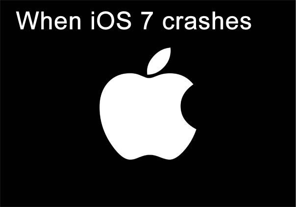 iOS 7 beta 3 needs iPhone 5, 4S crashing fix