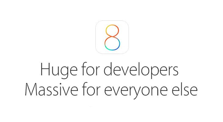 Private iOS 8 beta 6 notes signal GM release