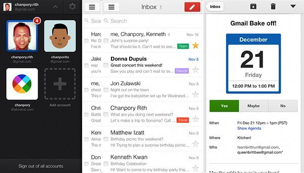 inbox by gmail app review