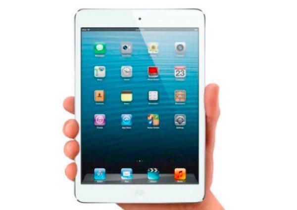 iPad mini 2 update with iPhone 5S hue