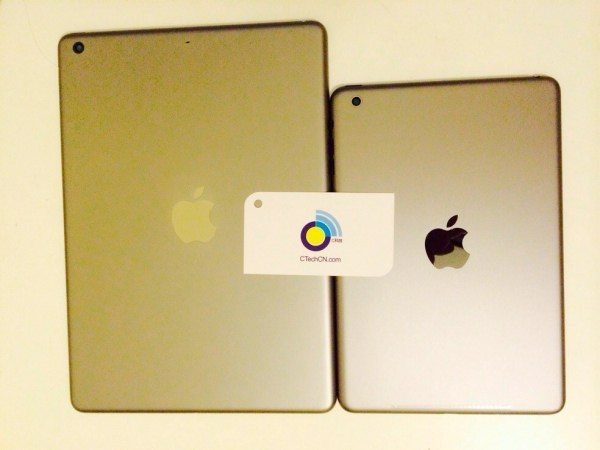 iPad 5, Mini 2 gold prospects and new Smart Cover