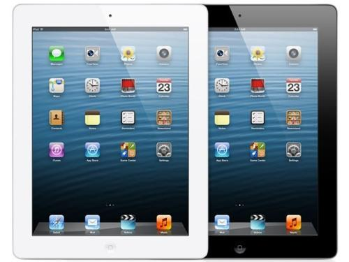 iPad 5 production tipped with design features