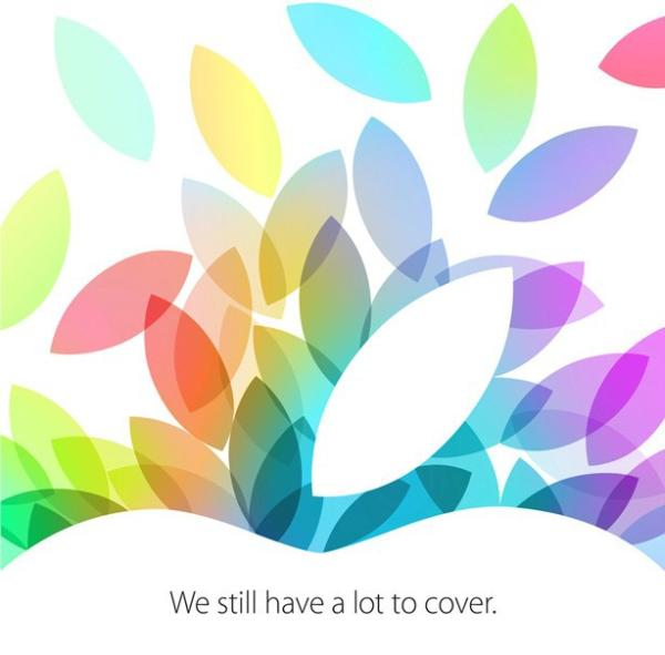 iPad 5, mini 2 launch date confirmed