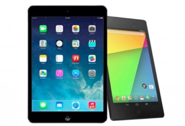 Retina iPad Mini 2 vs new Nexus 7 2, specs video comparison