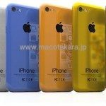 iphone 5S more colourful