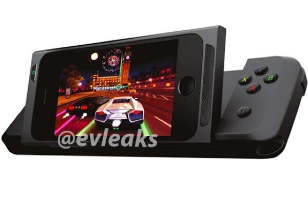 iPhone 5S, 5 Razer Kazuyo iOS 7 gamepad leaks