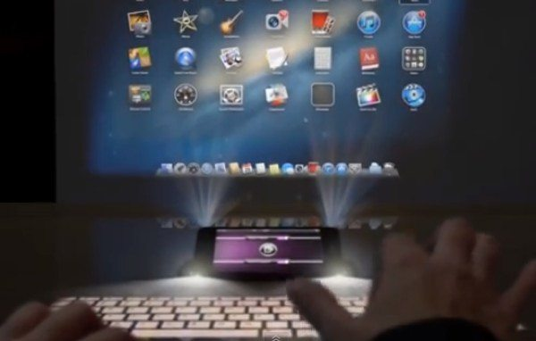 Iphone 6 projector idea needs to die not practical for Apple video projector