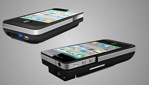 eyesee iPhone 4/4S affordable mobile projector revealed