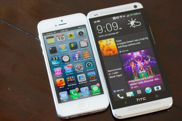 iPhone to HTC One transfer made easy